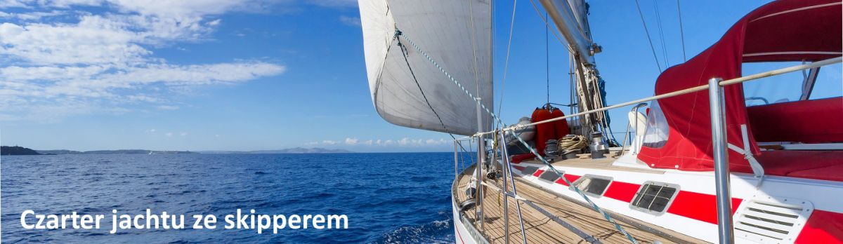 Jacht ze skipperem Chorwacja