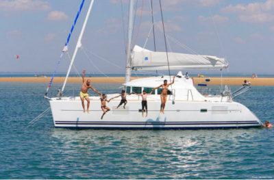 Lagoon 380 Yachtica Charter