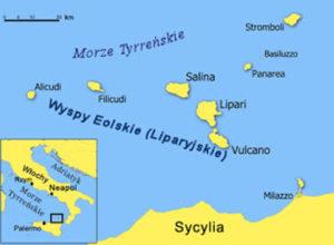 Rejsy Wyspy Liparyjskie Yachtica Charter
